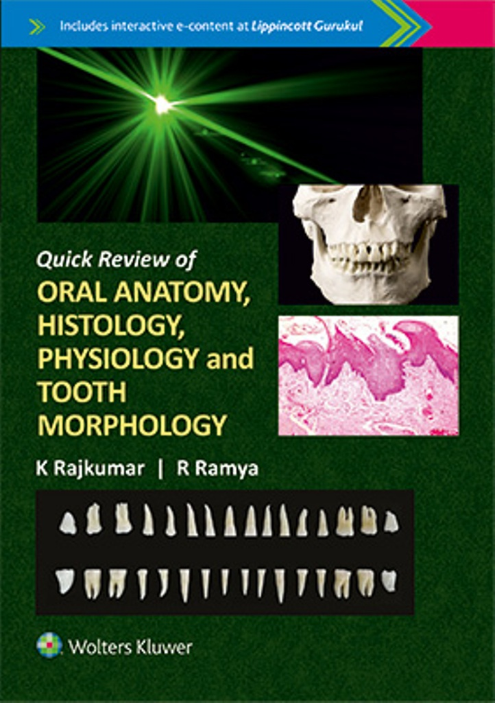 Quick Review of Oral Anatomy, Histology, Physiology and Tooth ...